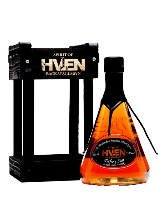 Spirit of Hven Tycho's Star Swedish Single Malt Whisky