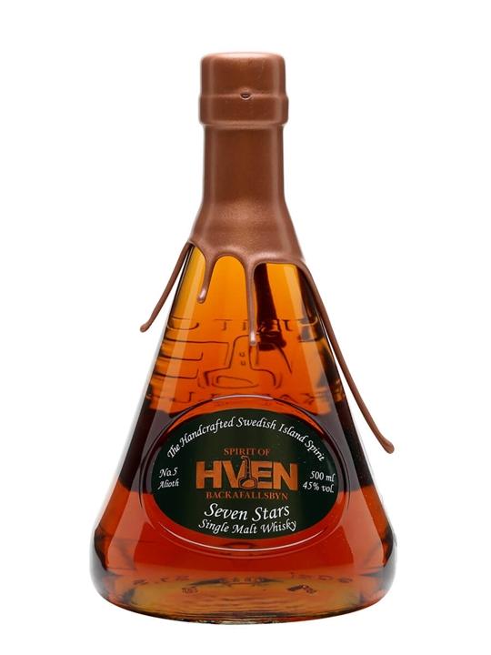 Spirit Of Hven Alioth / Seven Stars No.5 Swedish Single Malt Whisky