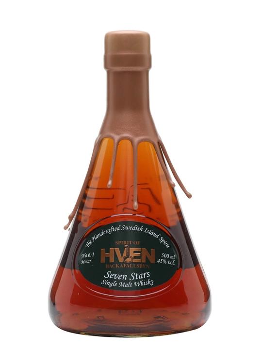 Spirit of Hven / Seven Stars No.6:1 Mizar Swedish Single Malt Whisky