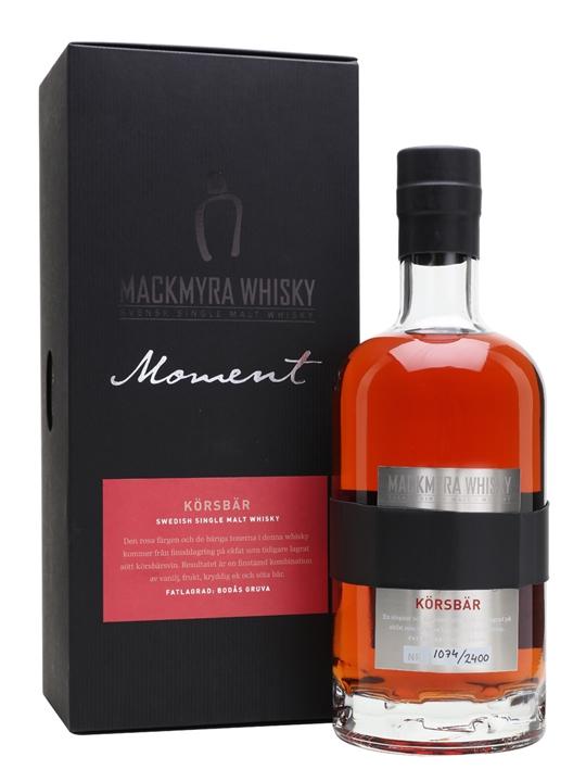 Mackmyra Korsbar / Moment Series Swedish Single Malt Whisky