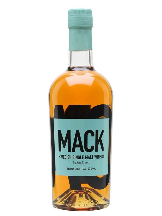 Mack by Mackmyra Swedish Single Malt Whisky