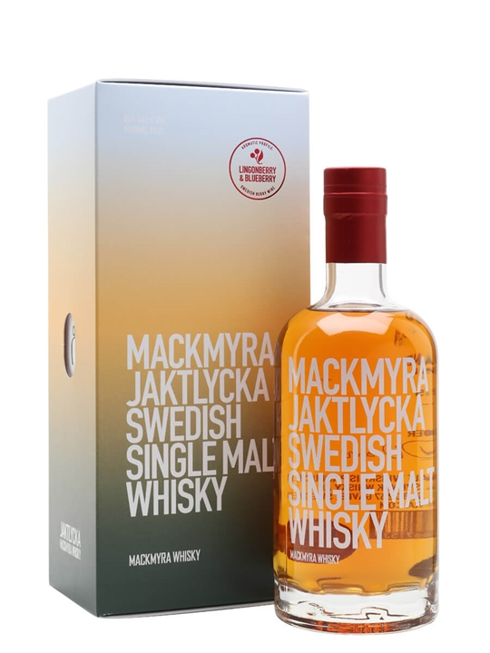 Mackmyra Jaktlycka Single Malt Single Malt Swedish Whisky
