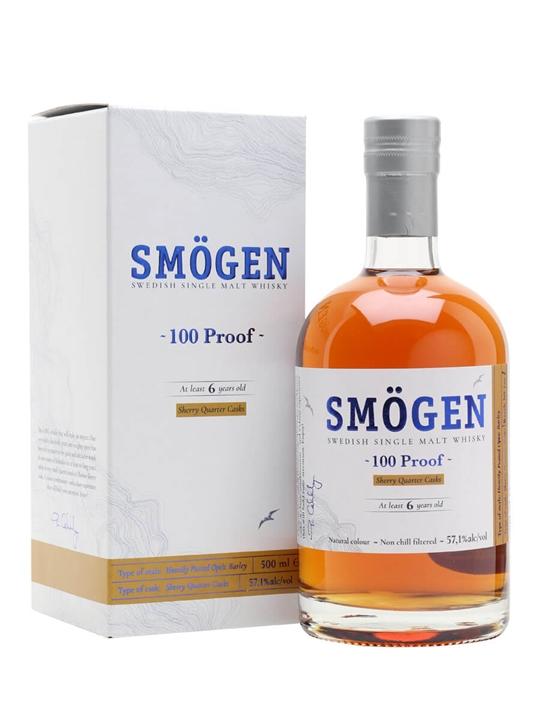 Smögen 6 Year Old / 100 Proof Swedish Single Malt Whisky