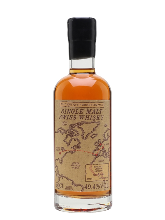 Langatun 5 Year Old / That Boutique-y Whisky Company Single Whisky