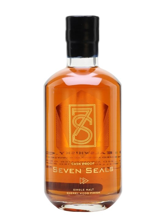Seven Seals / Sherry Wood Finish / Cask Strength Swiss Whisky