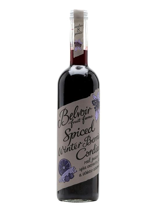 Belvoir Spiced Winter Berries Cordial
