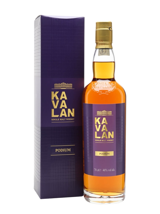 Kavalan Podium Taiwanese Single Malt Whisky