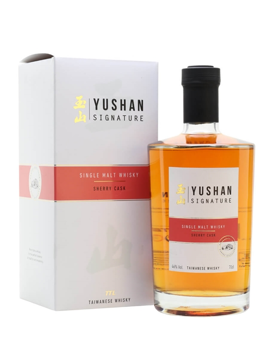 Yushan Sherry Single Malt Taiwanese Single Malt Whisky