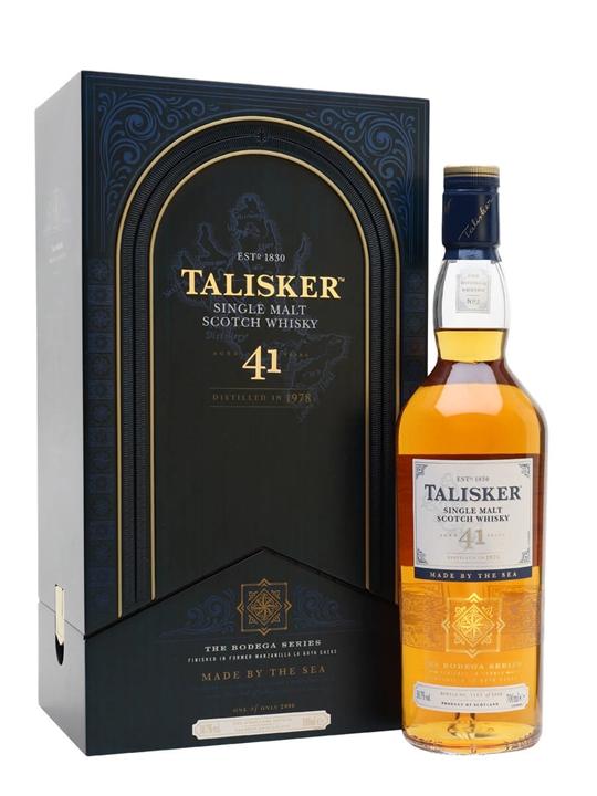 Talisker 1978 / 41 Year Old / Bodega Series Island Whisky