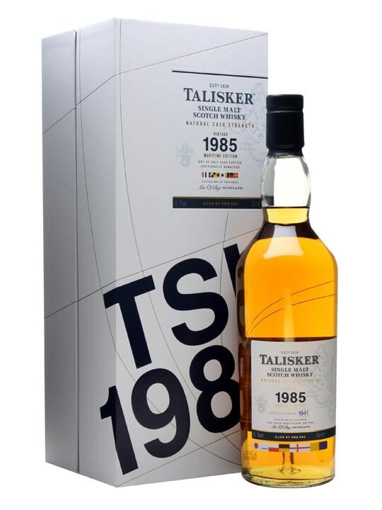 Talisker 1985 / 27 Year Old Island Single Malt Scotch Whisky