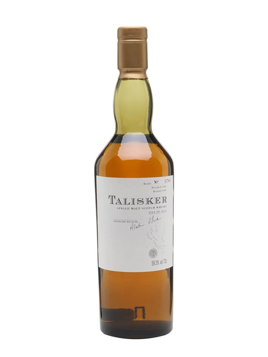 Talisker 1989 / 10 Year Old Island Single Malt Scotch Whisky