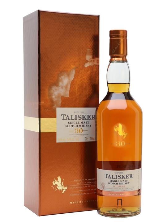 Talisker 30 Year Old / Bot.2015 Island Single Malt Scotch Whisky