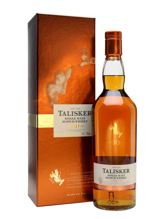 Talisker 30 Year Old / Bot.2013 Island Single Malt Scotch Whisky