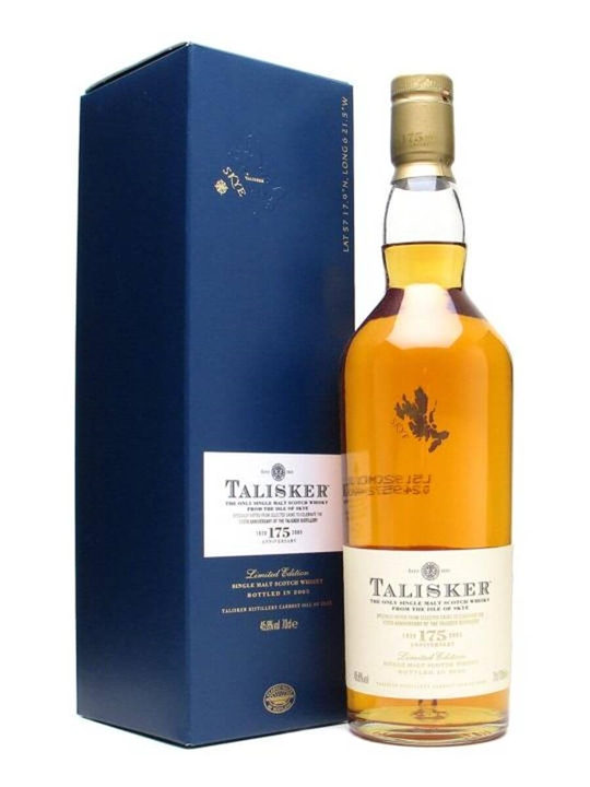 Talisker 175th Anniversary Island Single Malt Scotch Whisky