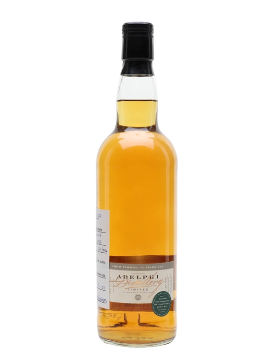 Tamdhu 1967 / 34 Year Old / Adelphi Speyside Single Malt Scotch Whisky