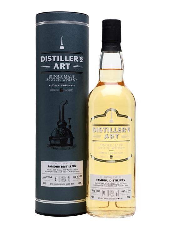Tamdhu 1998 / 18 Year Old / Distiller's Art Speyside Whisky