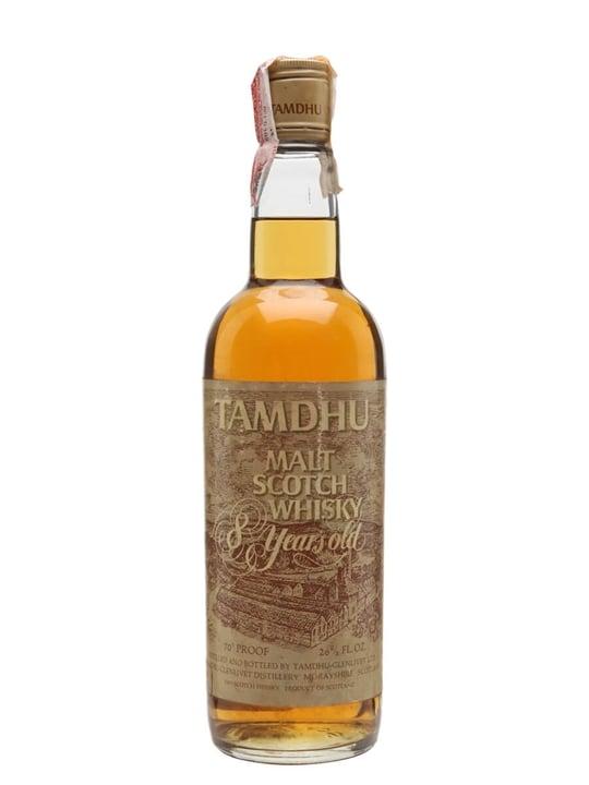 Tamdhu 8 Year Old / Bot. 1970s Speyside Single Malt Scotch Whisky