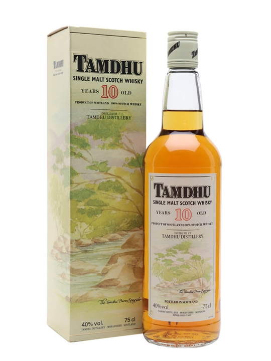 Tamdhu 10 Year Old / Bot.1980s Speyside Single Malt Scotch Whisky