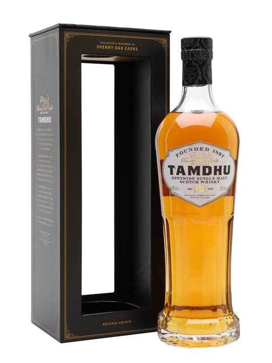 Tamdhu 12 Year Old Speyside Single Malt Scotch Whisky