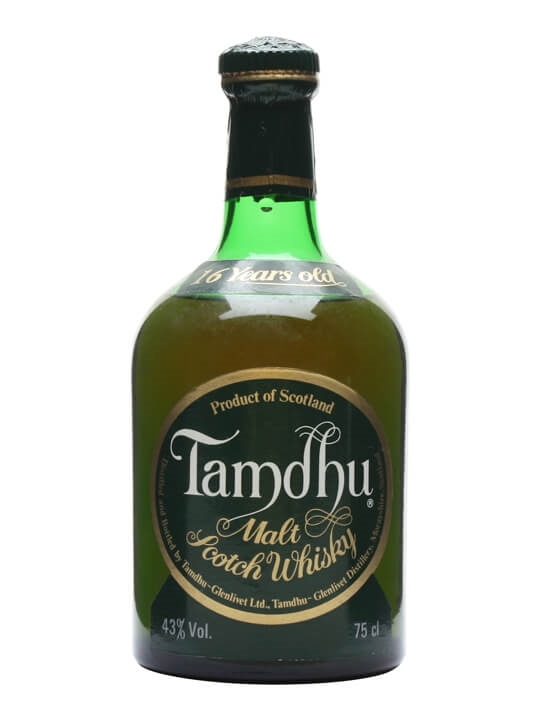 Tamdhu 16 Year Old / Bot.1960s Speyside Single Malt Scotch Whisky