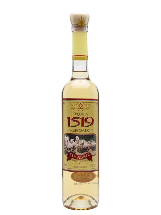Tequila 1519 Reposado