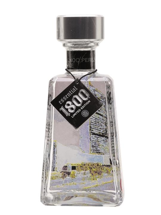 1800 Silver Tequila / Enoc Perez / UN Building NYC