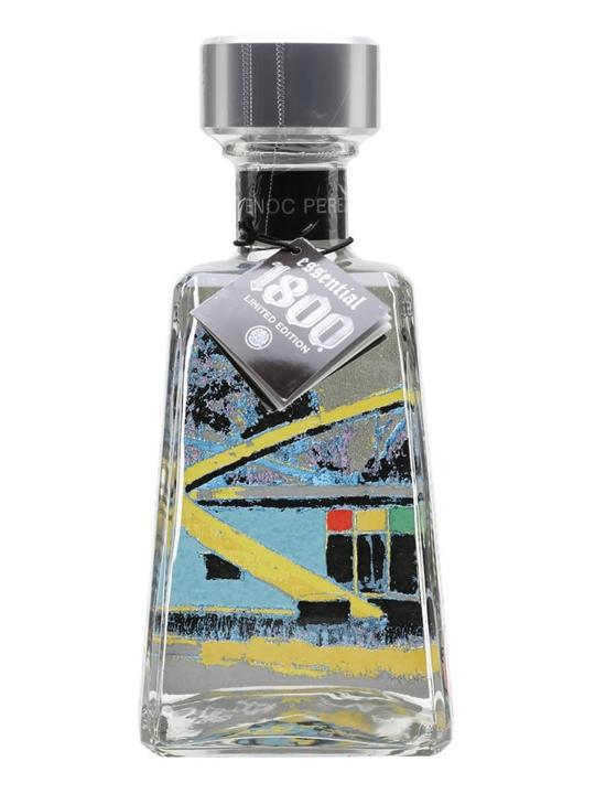1800 Silver Tequila / Enoc Perez / Alma Bank Atlanta