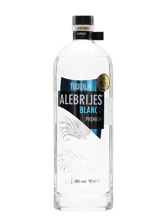 Alebrijes Blanco Tequila