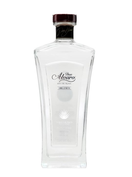 Don Alvaro Organic Tequila Blanco
