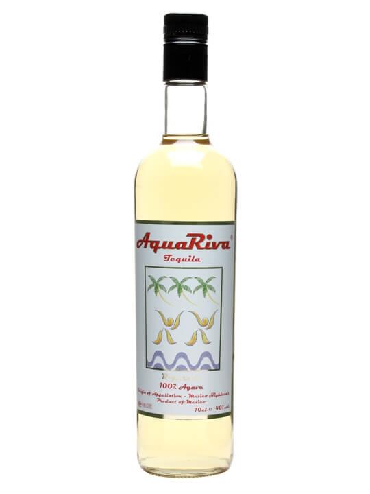 AquaRiva Handmade Reposado Tequila