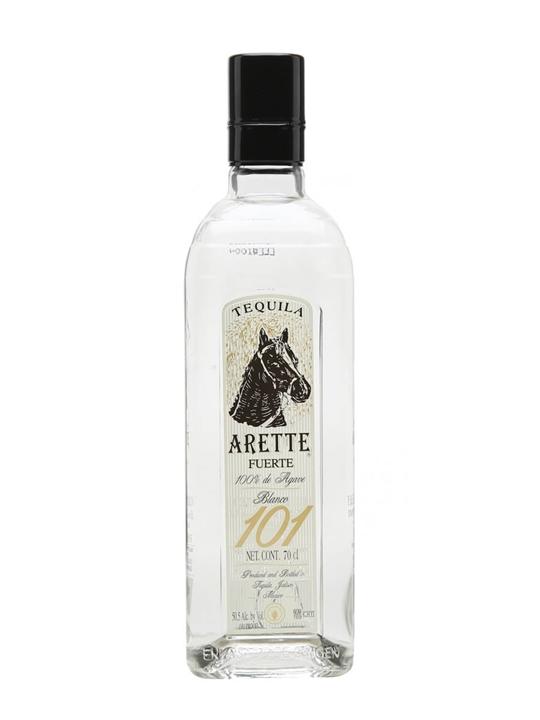Arette Fuerte Blanco Tequila