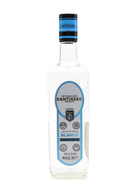 Cantinero Blanco Tequila