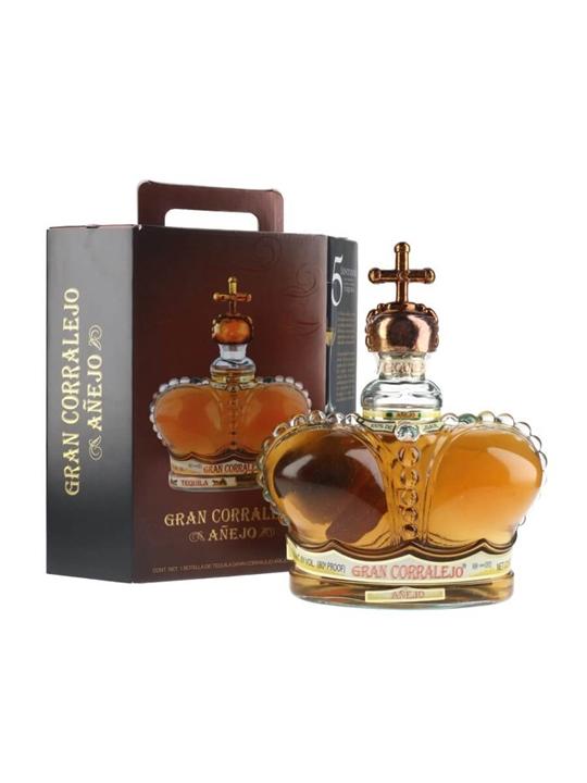 Gran Corralejo Reserve Anejo Tequila / Litre