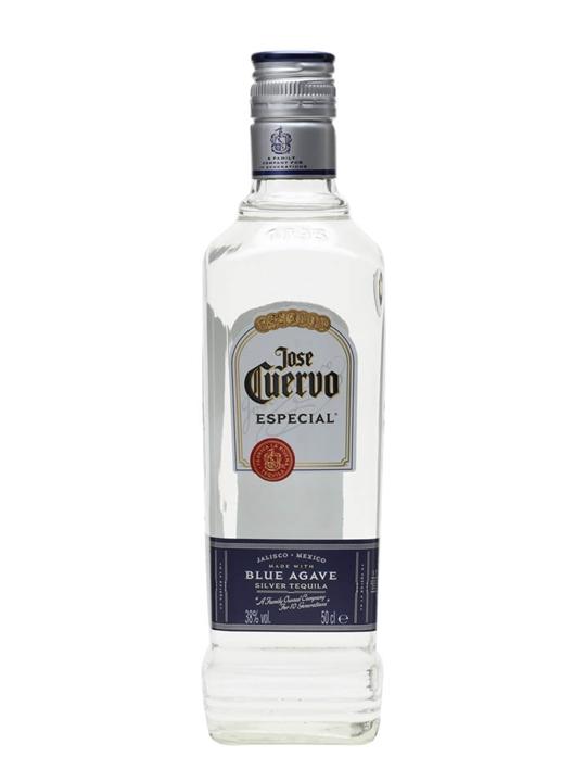 Jose Cuervo Especial Silver Tequila / Half Litre