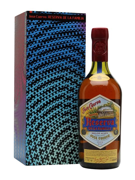 Jose Cuervo Reserva de la Familia Tequila / 2013 Edition