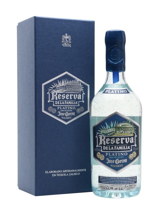 Jose Cuervo Reserva de la Familia Platino Tequila
