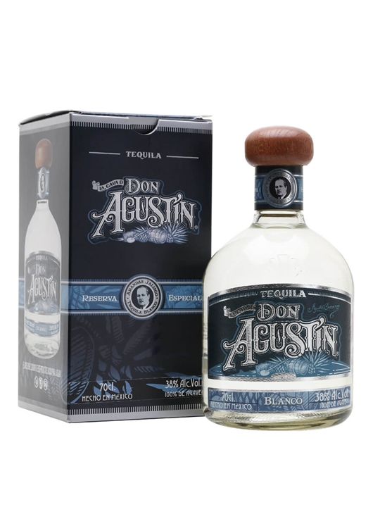 Don Agustin Blanco Tequila