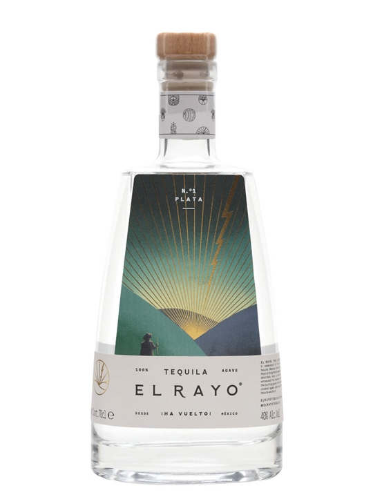 El Rayo Plata Tequila