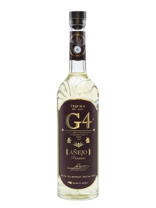 G4 Añejo Tequila