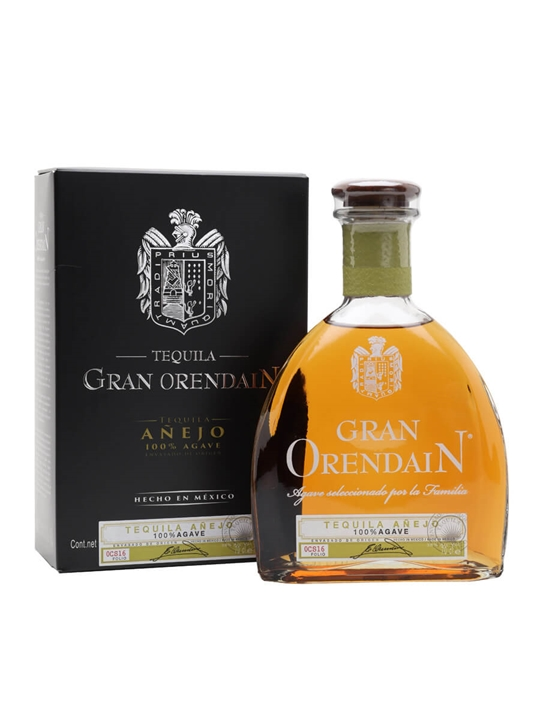 Gran Orendain Anejo Tequila