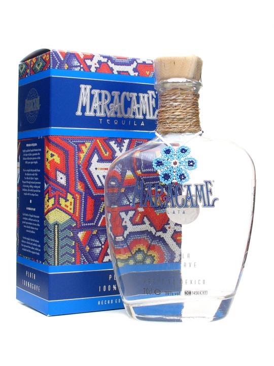 Maracame Plata (Silver) Tequila