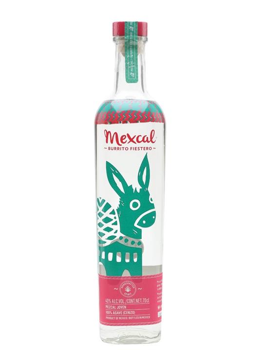 Mexcal Burrito Fiestero Mezcal Joven