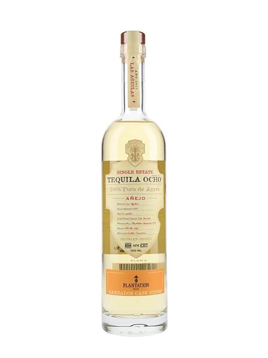 Ocho Barbados Rum Cask Finish