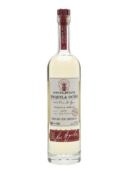 Ocho Anejo 2017 Tequila