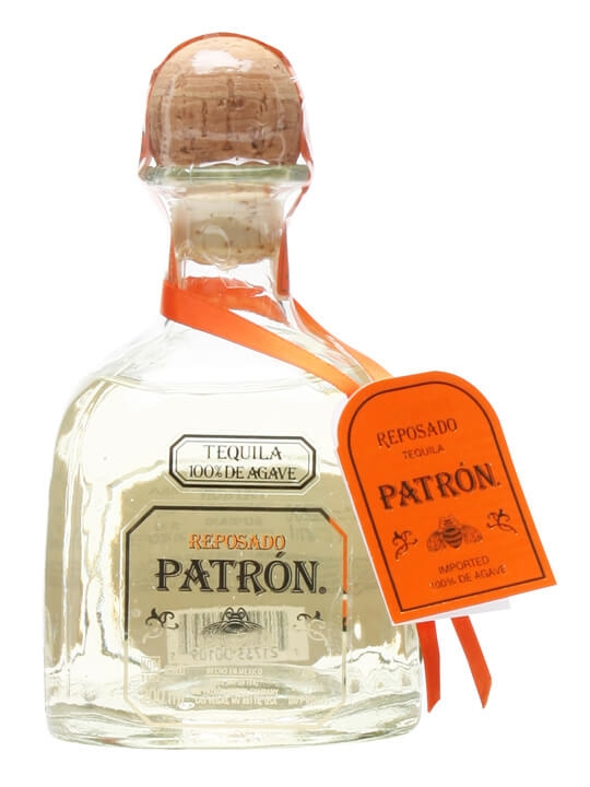 Patron Reposado Tequila / Small Bottle