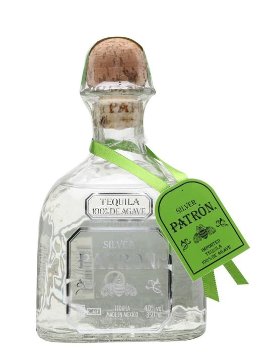 Patron Silver / Half Bottle
