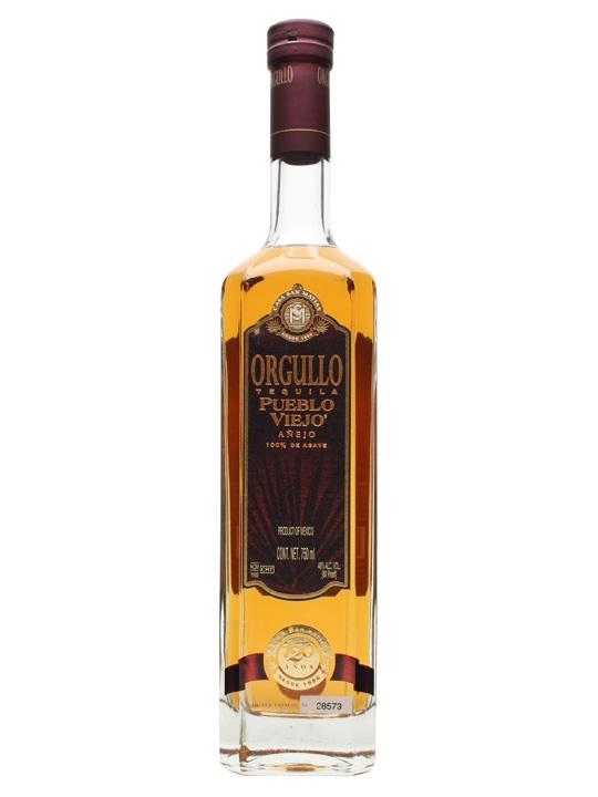 San Matias Orgullo Anejo Tequila