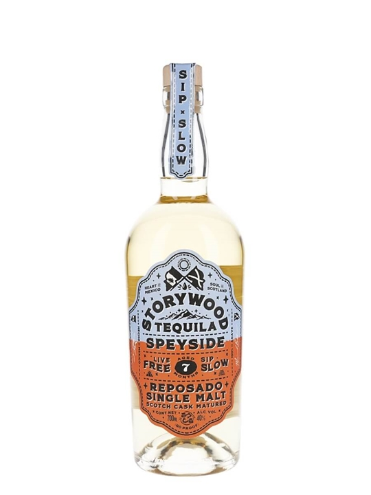 Storywood Reposado Tequila / Speyside Cask Aged