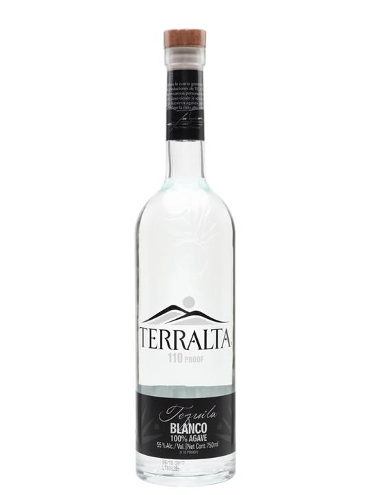 Terralta Blanco Tequila / 55% Release