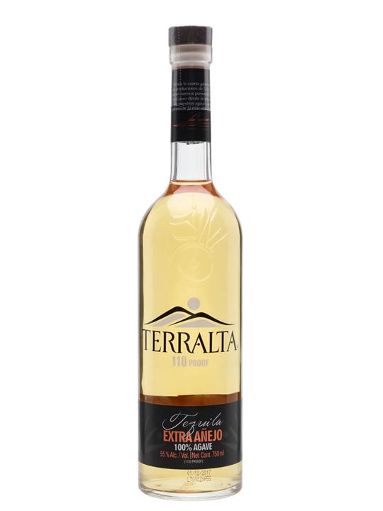 Terralta Extra Añejo Tequila / 55% Release